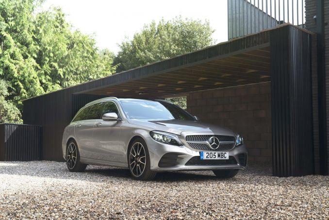 Video Review: Mercedes-Benz C Class Diesel Estate C220d AMG Line Edition 5dr 9G-Tronic