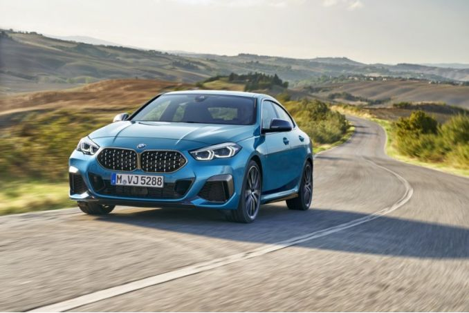 Image 4: BMW 2 Series Gran Coupe 218I M Sport 4dr