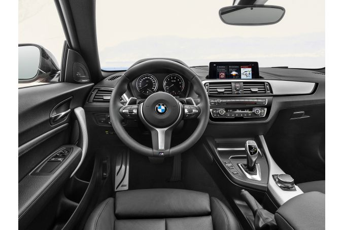 BMW 2 Series Gran Coupe 218I M Sport 4dr On Lease From £254.81