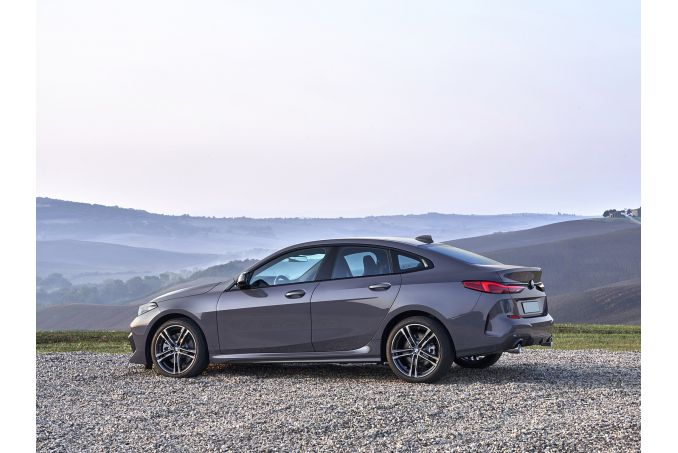 Image 2: BMW 2 Series Gran Coupe 218I M Sport 4dr