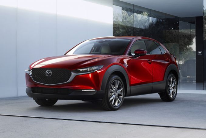 Video Review: Mazda CX-30 Hatchback 2.0 Skyactiv-G Mhev Sport LUX 5dr
