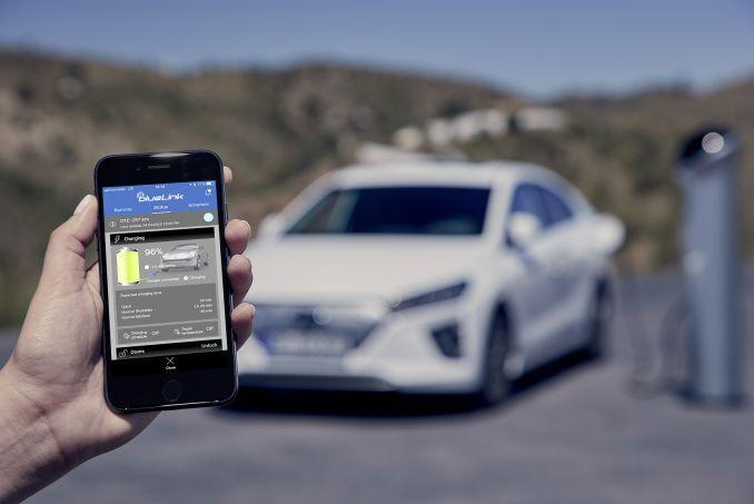 Image 4: Hyundai Ioniq Electric Hatchback 100KW Premium 38KWH 5dr Auto