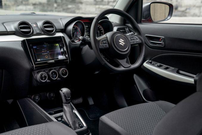 Image 2: Suzuki Swift Hatchback 1.0 Boosterjet SZ-T 5dr