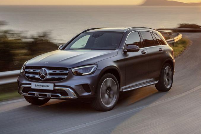 Image 1: Mercedes-Benz GLC Diesel Estate GLC 220D 4matic AMG Line 5dr 9G-Tronic