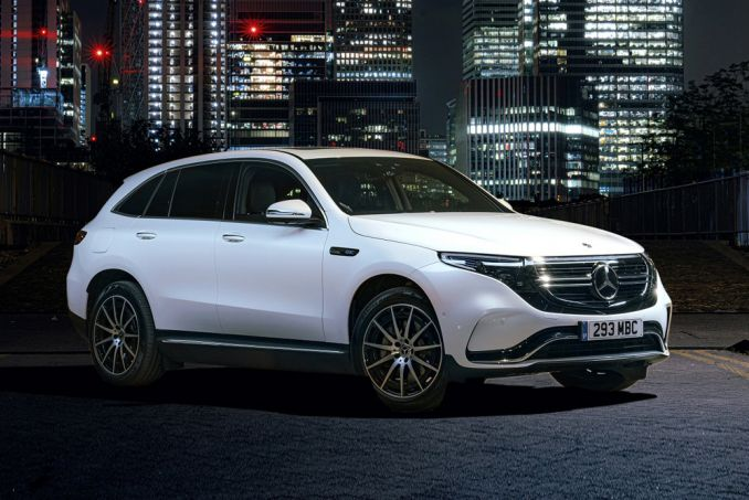 Video Review: Mercedes-Benz EQC Estate 300KW AMG Line 80KWH 5dr Auto