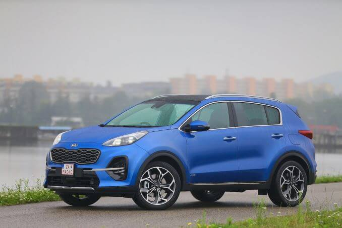Video Review: KIA Sportage Estate 1.6 GDI ISG 2 5dr