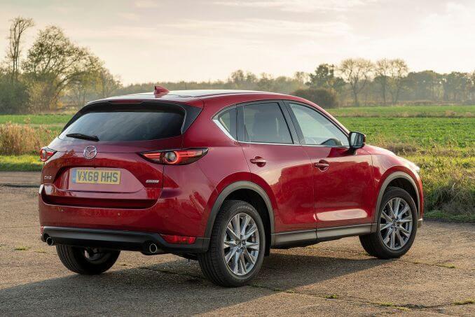 Image 4: Mazda CX-5 Estate 2.0 Sport NAV+ 5dr