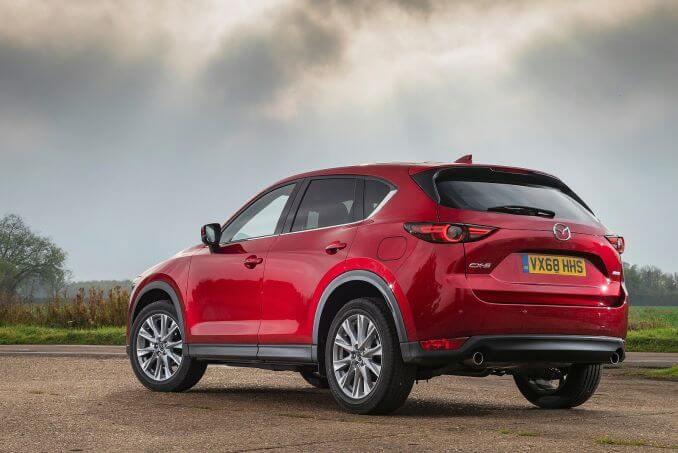 Image 5: Mazda CX-5 Estate 2.0 Sport NAV+ 5dr