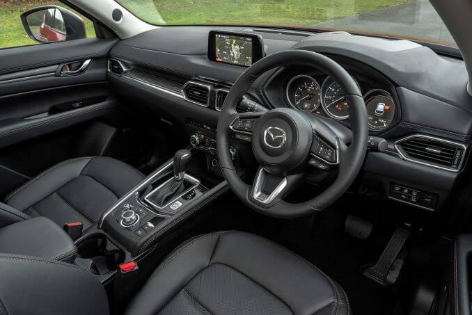 Image 3: Mazda CX-5 Estate 2.0 Sport NAV+ 5dr