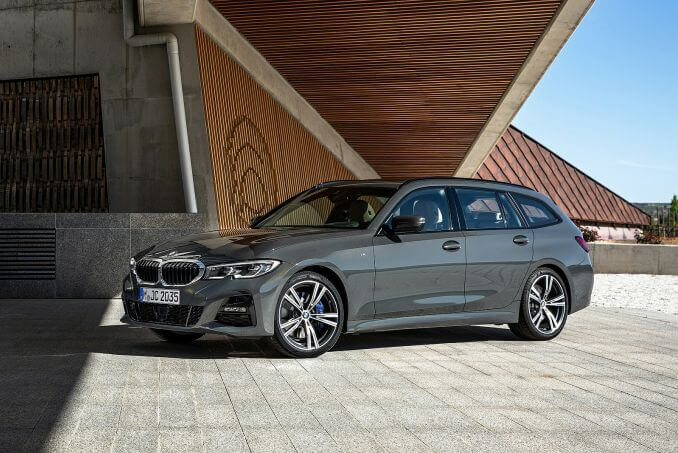 Image 6: BMW 3 Series Diesel Touring 320D M Sport 5dr Step Auto [plus Pack]