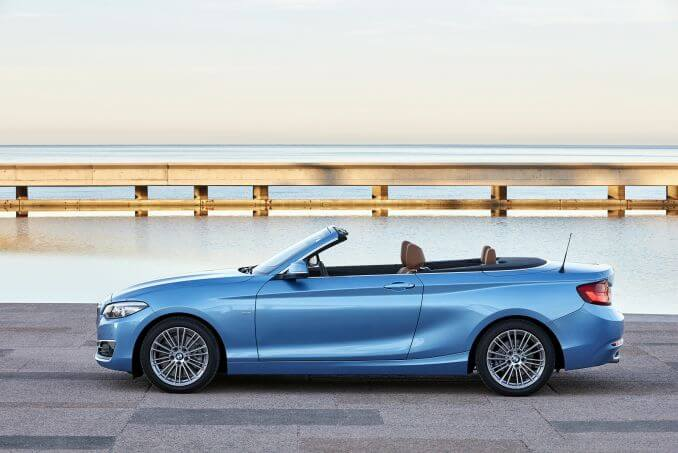 Video Review: BMW 2 Series Convertible 218I M Sport 2dr [NAV] Step Auto