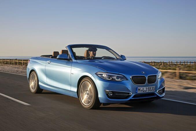 Image 5: BMW 2 Series Convertible 218I M Sport 2dr [NAV] Step Auto