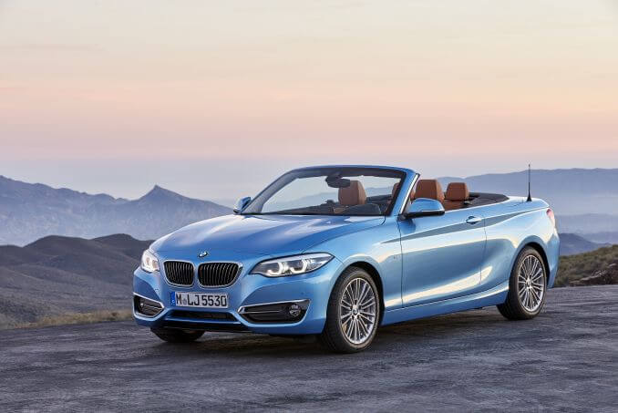 Video Review: BMW 2 Series Convertible 218I M Sport 2dr [NAV]