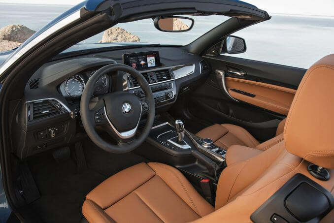 Image 3: BMW 2 Series Convertible 218I M Sport 2dr [NAV] Step Auto