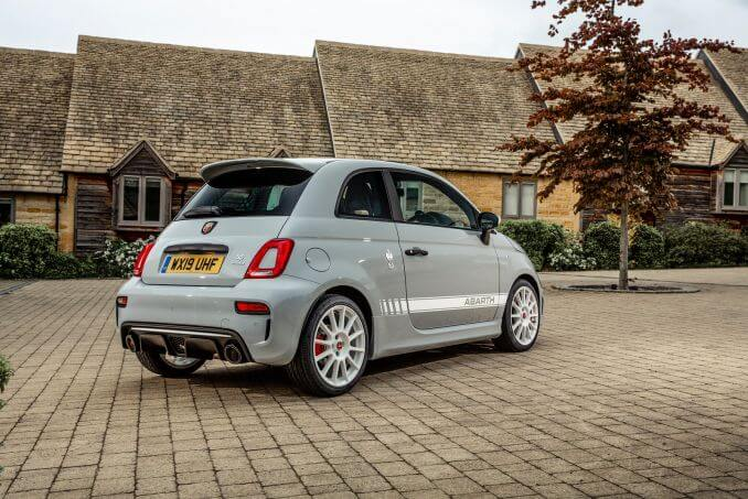 Image 2: Abarth 595 Hatchback Special Edition 1.4 T-JET 165 Pista 70TH Anniversary 3dr