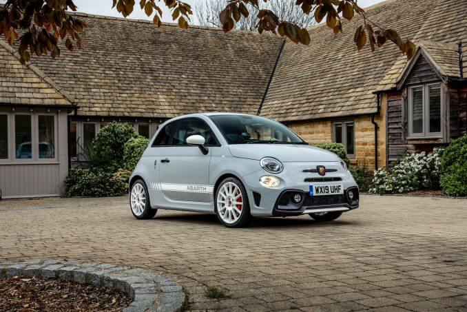 Image 1: Abarth 595 Hatchback Special Edition 1.4 T-JET 165 Pista 70TH Anniversary 3dr