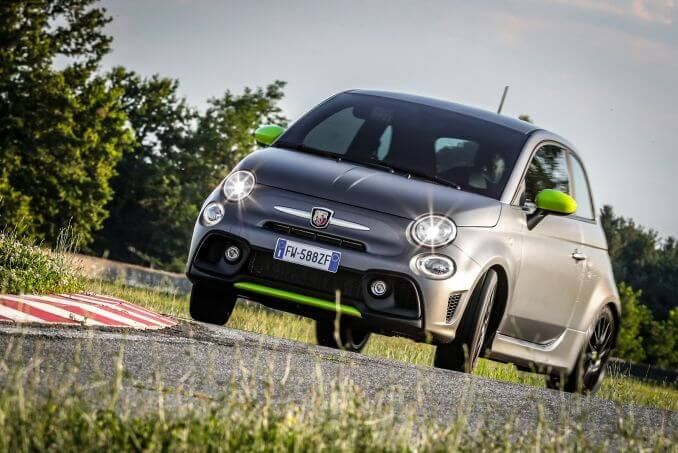 Image 6: Abarth 595 Hatchback Special Edition 1.4 T-JET 165 Pista 70TH Anniversary 3dr