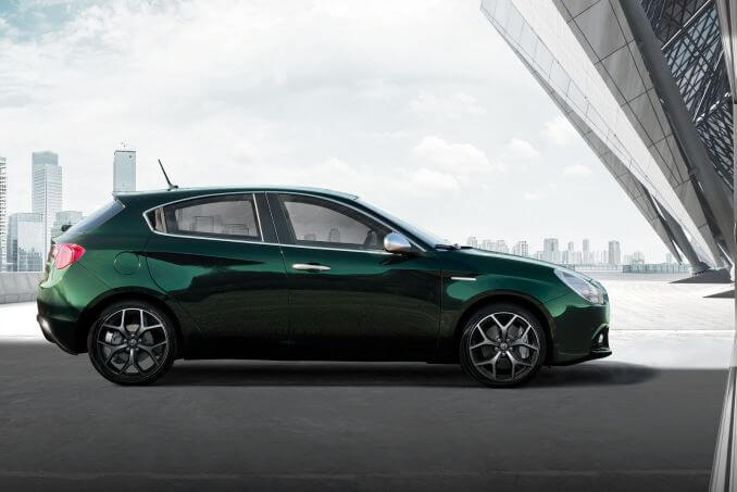 Video Review: Alfa Romeo Giulietta Hatchback 1.4 TB Speciale 5dr