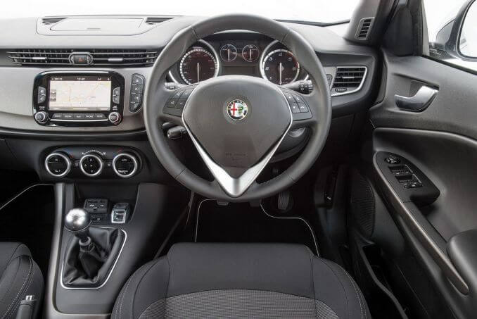 Image 6: Alfa Romeo Giulietta Hatchback 1.4 TB Speciale 5dr