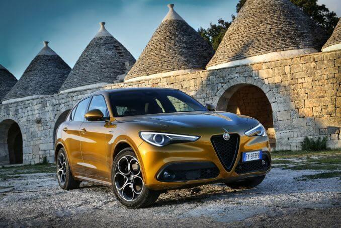 Image 4: Alfa Romeo Stelvio Estate Special Edition 2.0 Turbo 280 TI 5dr Auto
