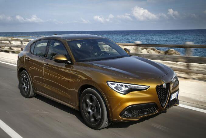 Image 5: Alfa Romeo Stelvio Estate Special Edition 2.0 Turbo 280 TI 5dr Auto