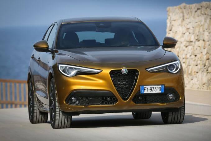 Image 6: Alfa Romeo Stelvio Estate Special Edition 2.0 Turbo 280 TI 5dr Auto