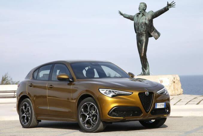 Video Review: Alfa Romeo Stelvio Estate Special Edition 2.0 Turbo 280 TI 5dr Auto