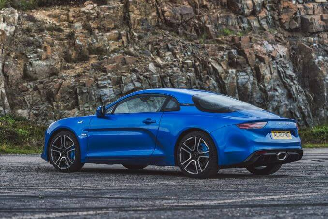 Video Review: Alpine A110 Coupe 1.8L Turbo Legende 2dr DCT