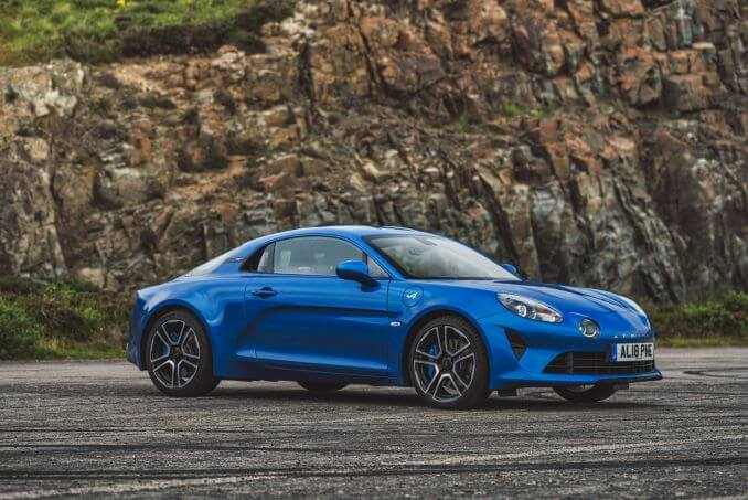Image 2: Alpine A110 Coupe 1.8L Turbo Legende 2dr DCT
