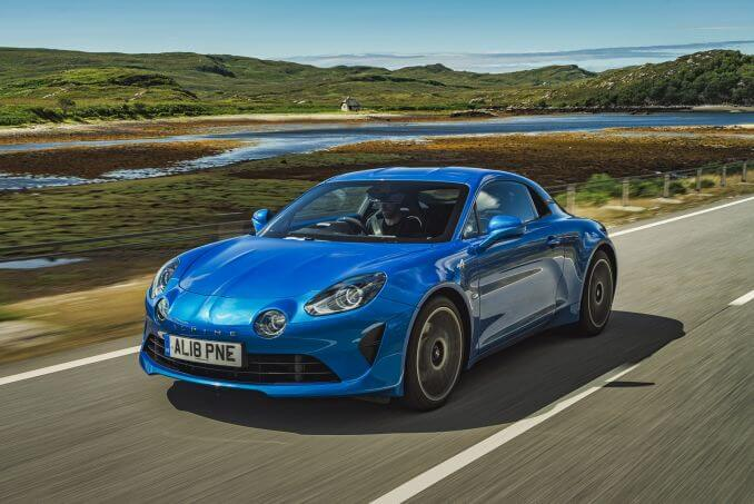 Image 3: Alpine A110 Coupe 1.8L Turbo Legende 2dr DCT