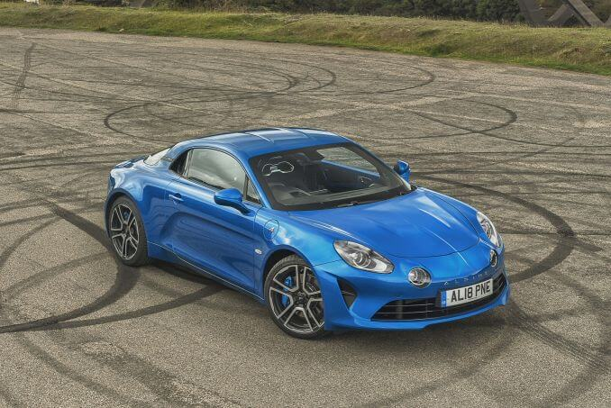 Video Review: Alpine A110 Coupe 1.8L Turbo S 2dr DCT