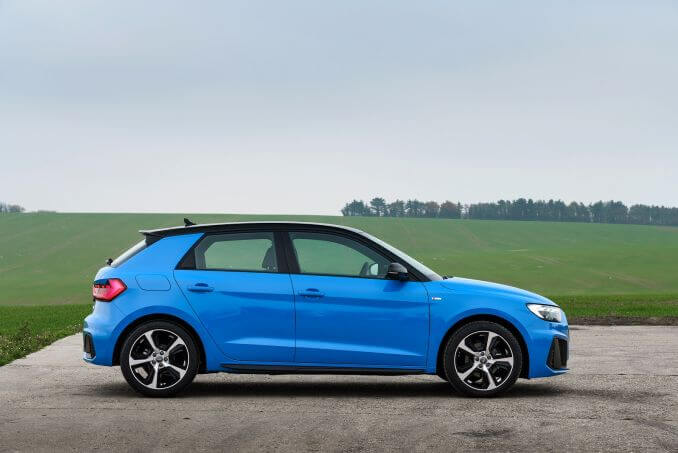 Video Review: Audi A1 Sportback 35 Tfsi Citycarver 5dr S Tronic
