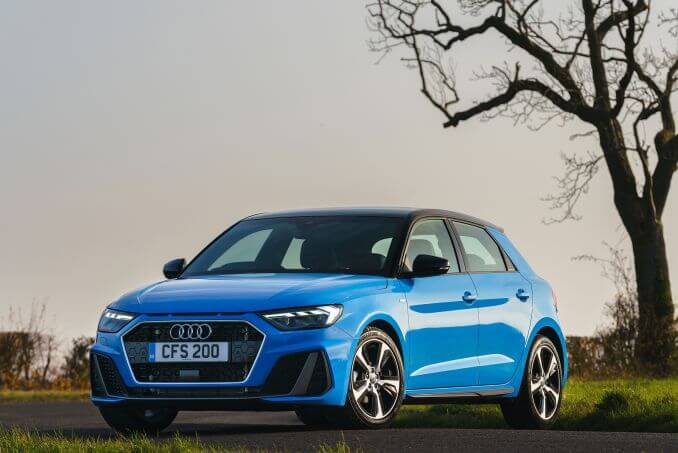 Video Review: Audi A1 Sportback 25 Tfsi S Line 5dr S Tronic