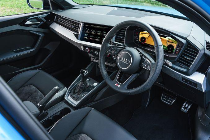 Image 5: Audi A1 Sportback 25 Tfsi S Line 5dr S Tronic [tech Pack]