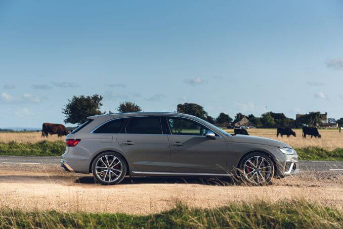 Video Review: Audi A4 Diesel Avant S4 TDI Quattro Black Edition 5dr Tiptronic [C+S]