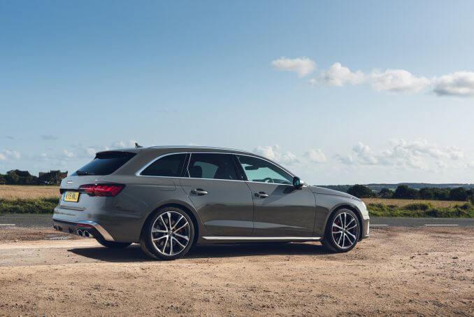 Image 2: Audi A4 Diesel Avant S4 TDI Quattro Black Edition 5dr Tiptronic [C+S]