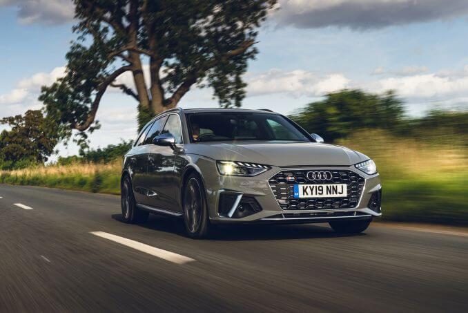 Image 4: Audi A4 Diesel Avant S4 TDI Quattro Black Edition 5dr Tiptronic [C+S]