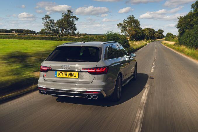 Image 5: Audi A4 Diesel Avant S4 TDI Quattro Black Edition 5dr Tiptronic [C+S]