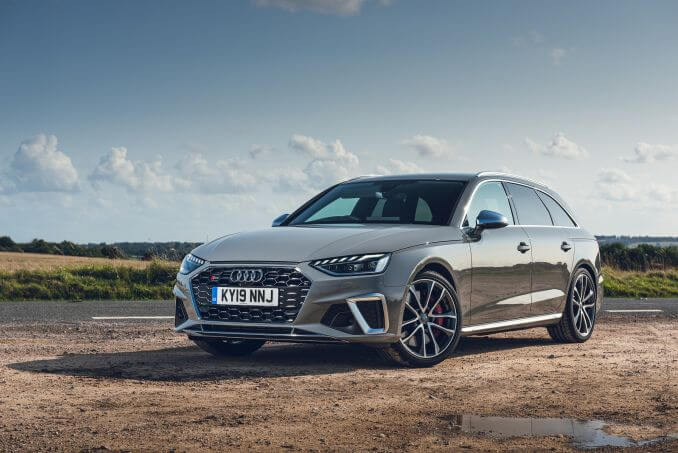 Image 6: Audi A4 Diesel Avant S4 TDI Quattro Black Edition 5dr Tiptronic [C+S]