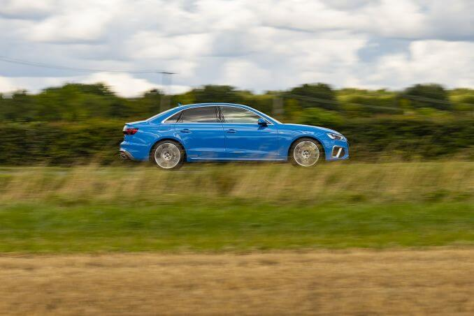 Image 3: Audi A4 Diesel Saloon S4 TDI Quattro Black Edition 4dr Tiptronic [C+S]