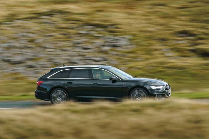 Image 4: Audi A6 Allroad Diesel Estate 45 TDI Quattro Sport 5dr TIP Auto [tech]