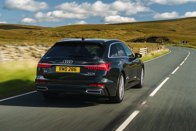 Image 5: Audi A6 Allroad Diesel Estate 45 TDI Quattro Sport 5dr TIP Auto [tech]