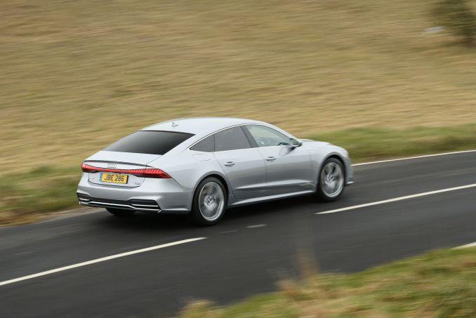 Image 4: Audi A7 Diesel Sportback S7 TDI Quattro S 5dr TIP Auto [comfort+sound]