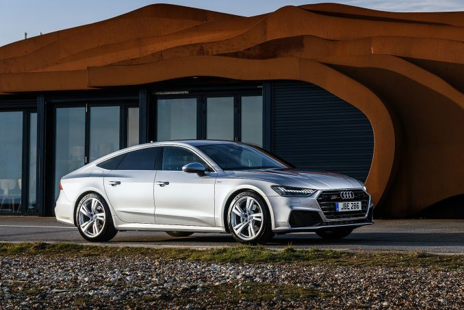 Image 6: Audi A7 Diesel Sportback S7 TDI Quattro S 5dr TIP Auto [comfort+sound]