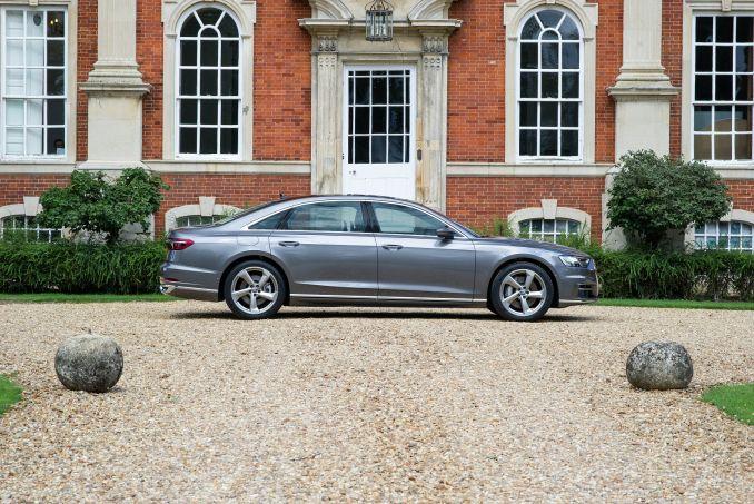 Image 3: Audi A8 Saloon L 55 Tfsi Quattro Vorsprung 4dr Tiptronic