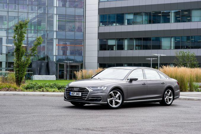 Image 5: Audi A8 Saloon L 55 Tfsi Quattro Vorsprung 4dr Tiptronic