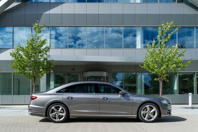 Image 6: Audi A8 Saloon L 55 Tfsi Quattro Vorsprung 4dr Tiptronic