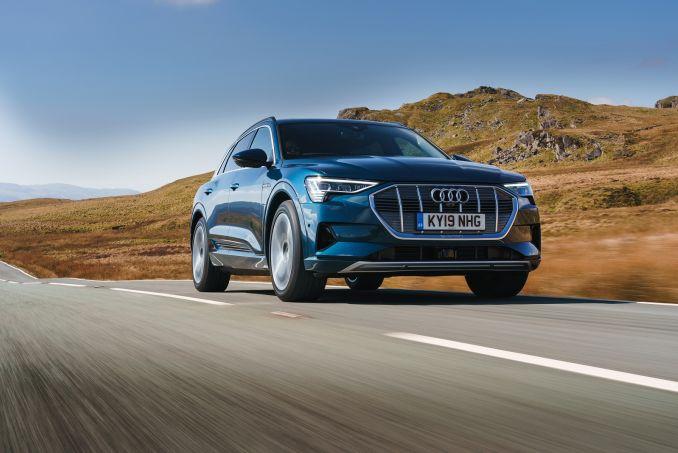 Image 4: Audi E-Tron Estate 230KW 50 Quattro 71KWH S Line 5dr Auto