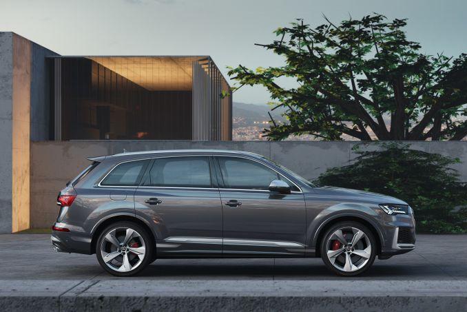 Image 2: Audi Q7 Diesel Estate SQ7 TDI Quattro 5dr Tiptronic