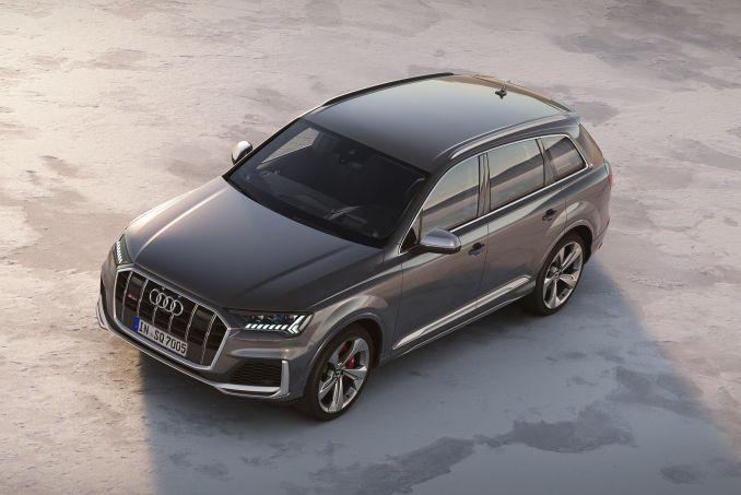 Image 4: Audi Q7 Diesel Estate SQ7 TDI Quattro 5dr Tiptronic